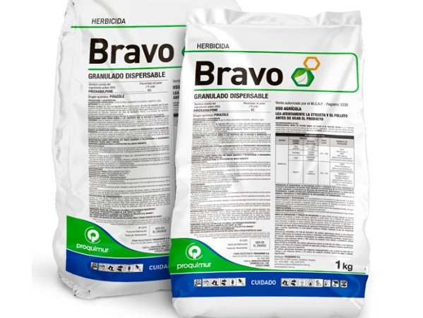 Proquimur lanzó Bravo, un preemergente diferente y eficaz