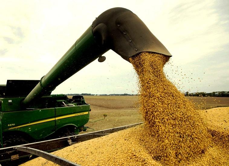 Los granos cerraron una semana positiva