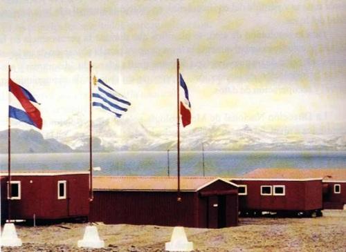 Inac, de China a la Antártida