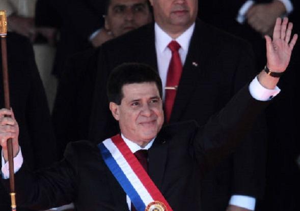 Bravo Paraguay