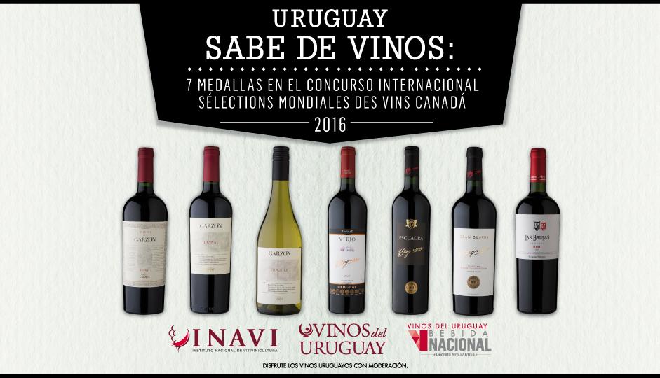 Un nuevo reconocimiento para nuestros vinos: Sélections Mondiales Des Vins Canadá 2016