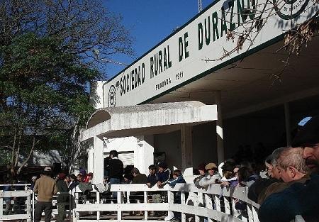 Durazno declara de interés la 100ª Exposición de la Sociedad Rural de Durazno