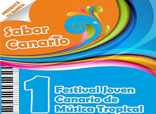 Primer Festival Joven Canario de Música Tropical