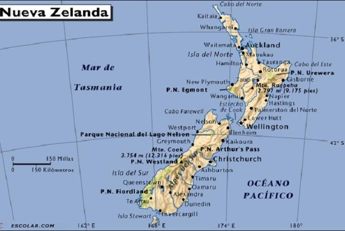 Una mirada objetiva a Nueva Zelanda