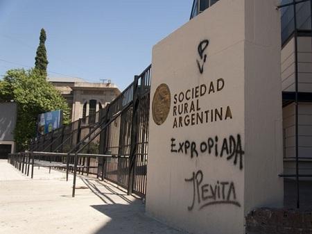 Justicia argentina frenó la expropiación de La Rural