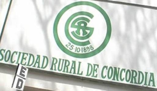 Senador de Concordia quiere expropiar la rural de Entre Ríos
