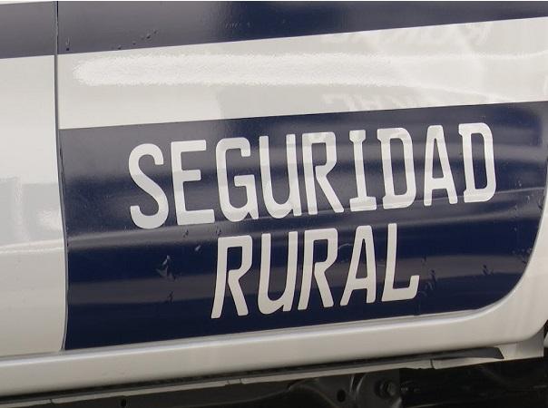 Policía rural incautó 336 kilos de carne y 179 caravanas