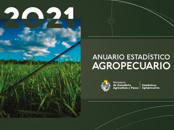 DIEA presentó el Anuario Estadístico Agropecuario 2021