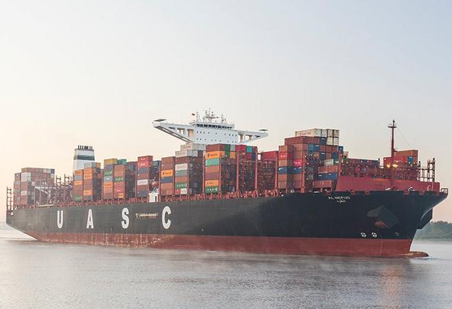 Crisis del transporte marítimo continuará hasta el primer trimestre del 2022l dijo CEO de Hapag-Lloyd