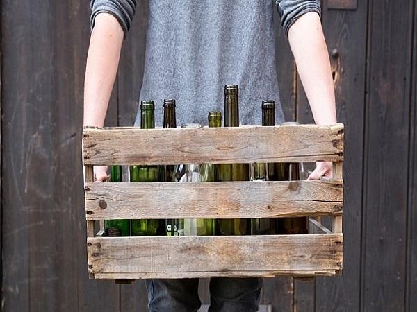 ¿Por qué el vino se envasa en botellas de vidrio?