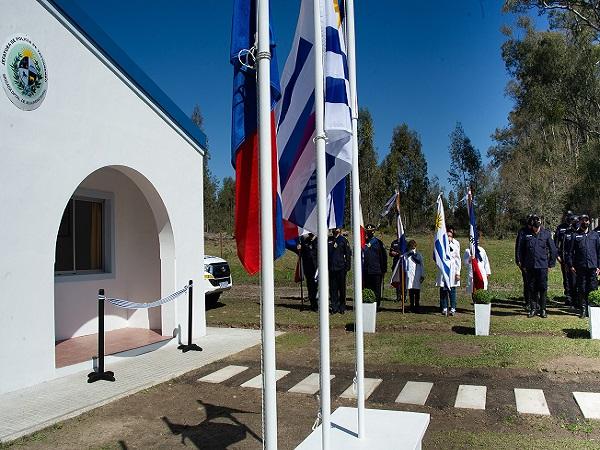 Fue inaugurada base de Seguridad Rural en Batoví, Tacuarembó