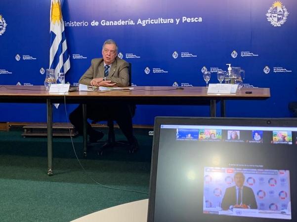 """Mattos reclamó un """"comercio global más libre, franco y menos hipócrita"""""""