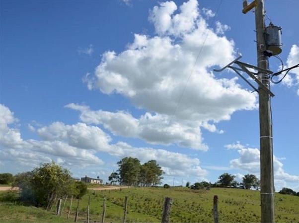 La meta de UTE es electrificar todo el país