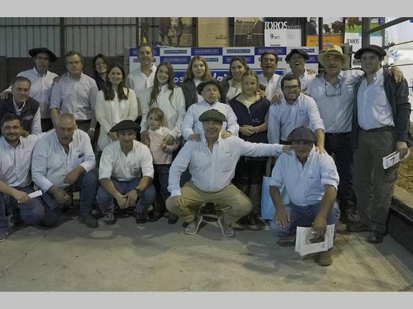 Con Valdez, los toros de Santa Clotilde promediaron en US$ 4.074