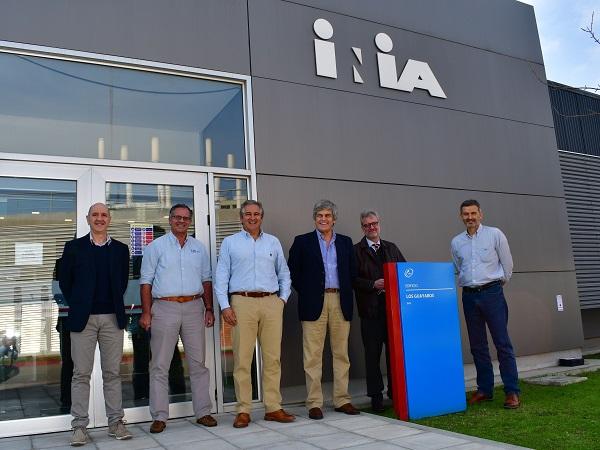 INIA y la Forestal Caja Bancaria firmaron acuerdo de trabajo ganadero forestal