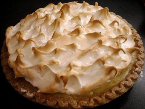 De mis preferidos: Lemon pie