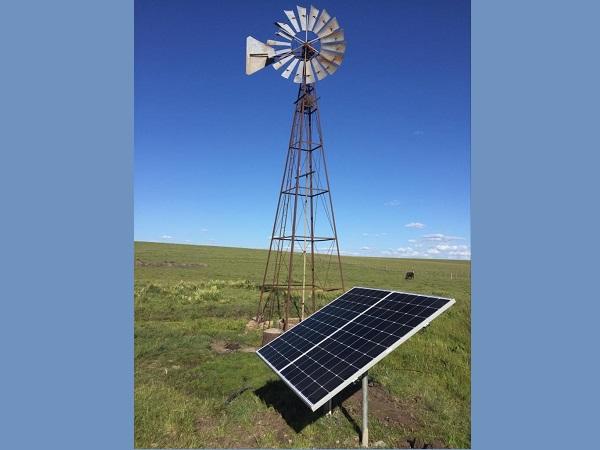 Actualización en bombeo solar para uso rural en Uruguay