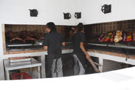 Se inauguró la Escuela de Parrilleros Gourmet