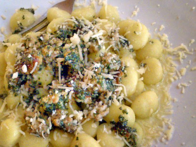 Distinta pero deliciosa, pasta con chorizo