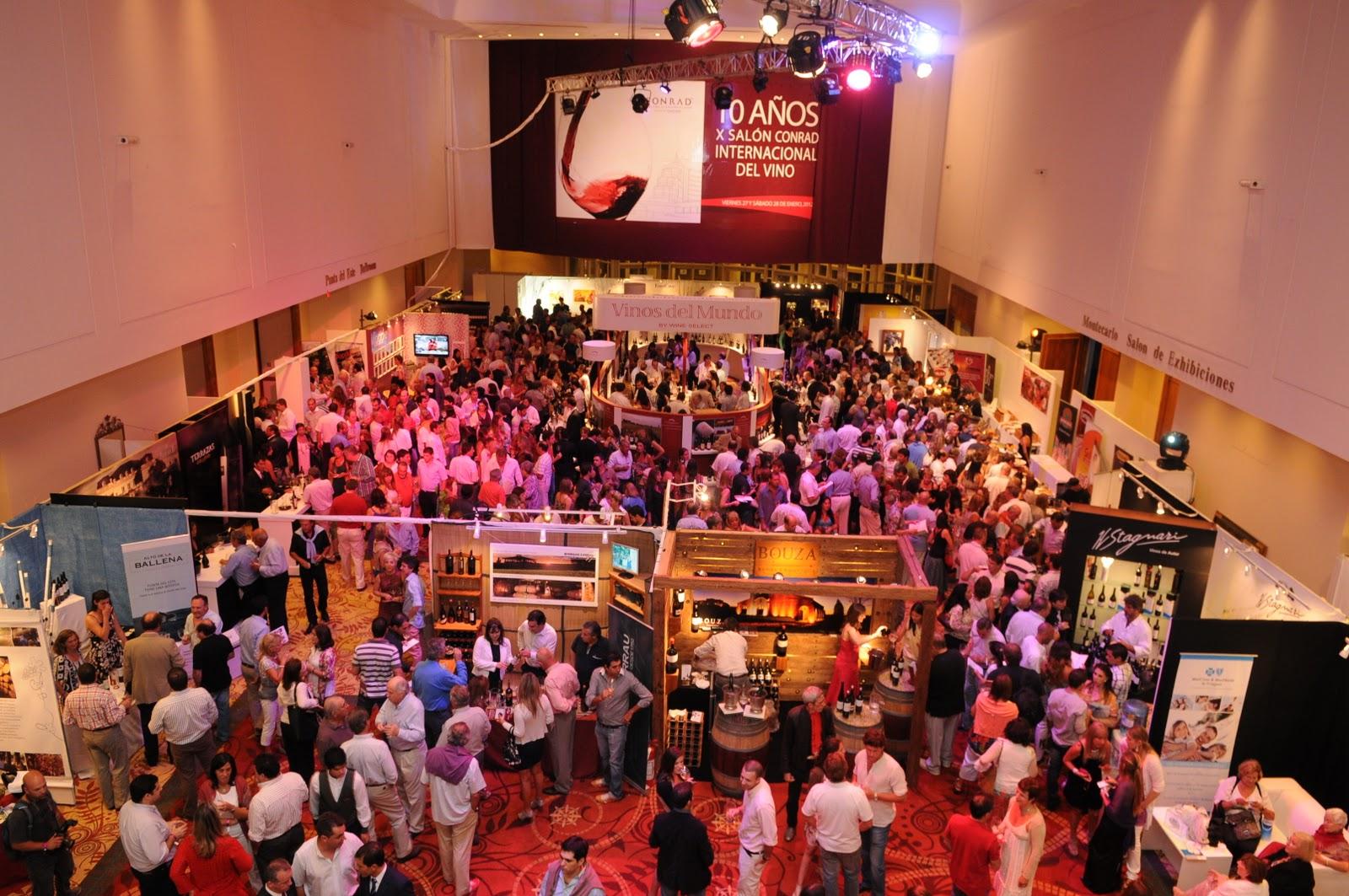 Se apronta el XVI Salón del Vino Enjoy Punta del Este