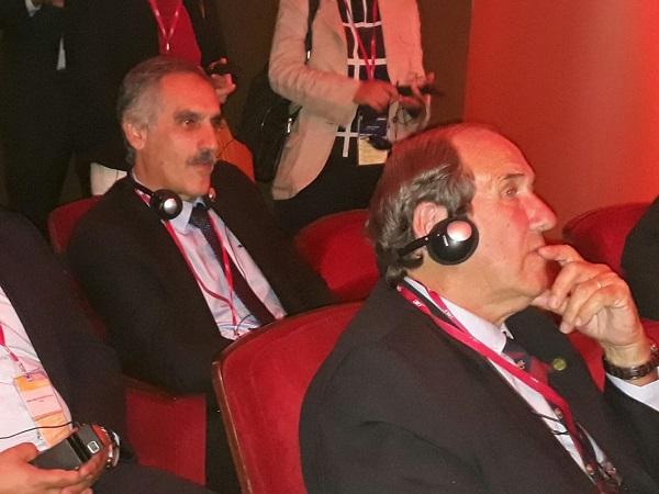 Ayer comenzó la cumbre de la OIE con la presencia de Uruguay