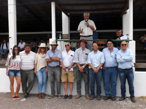Fernando de la Peña y Jaso & Jaso colocaron los toros de Santa Lucía a U$S 3.505 promedio