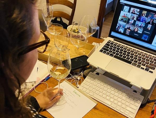 La cuarentena y las catas de vino virtuales, para no quedar aislados