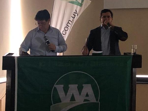 Walter H Abelenda rematará hoy en Haras La Concordia