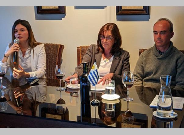 Se realizó conferencia sobre el vino y la salud