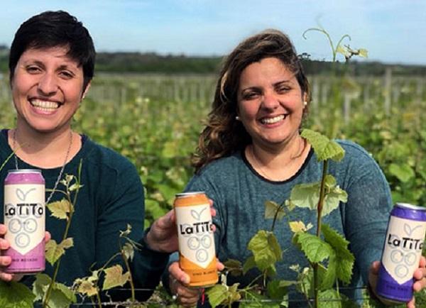 Se lanzó el vino uruguayo en lata
