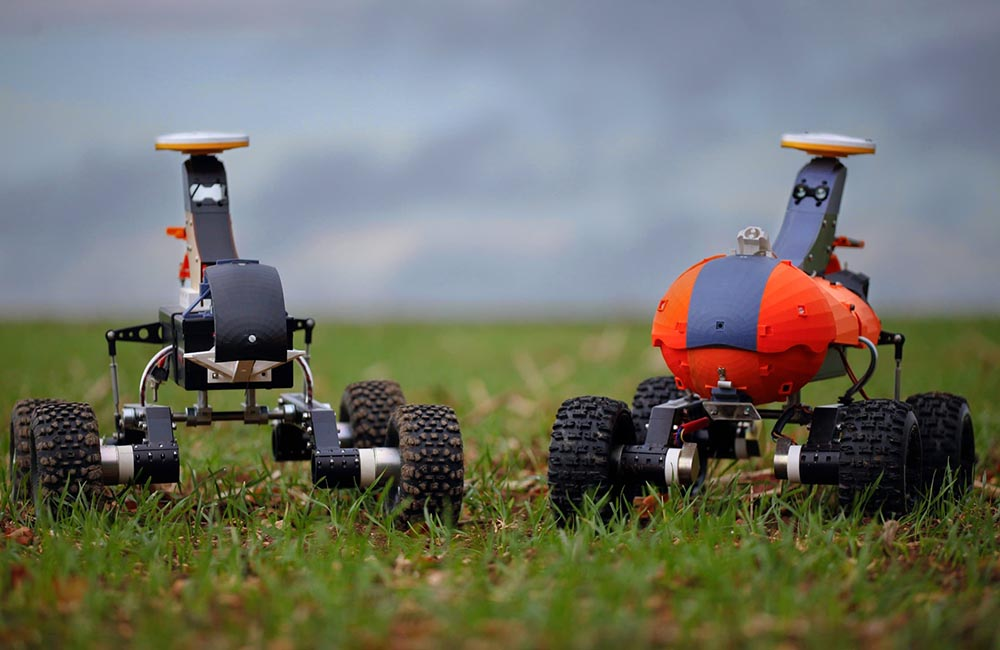 Conoce los países que lideran el uso de robots autonómos en el agro
