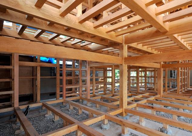 En España gana terreno la construcción en madera