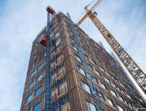 Construcción y ciudades. La madera sigue ganando espacios en el mundo