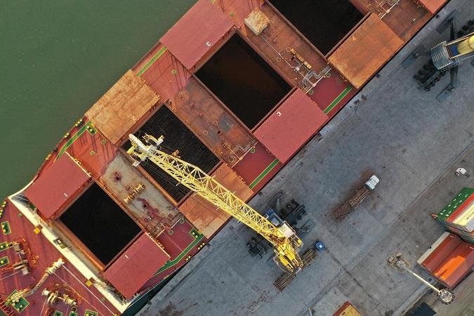 La mayor exportación de madera entera en la historia de Uruguay