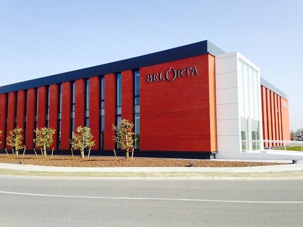Cooperativa belga BelOrta subasta frutas y verduras de calidad con reducción de desperdicios