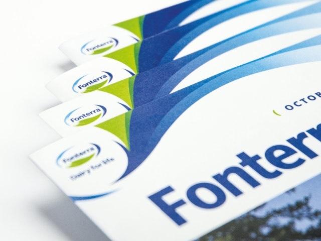 La estabilidad volvió a reinar en Fonterra