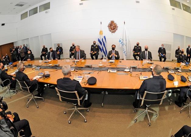 Asumió Heber en el Ministerio del Interior y anunció continuidad de políticas