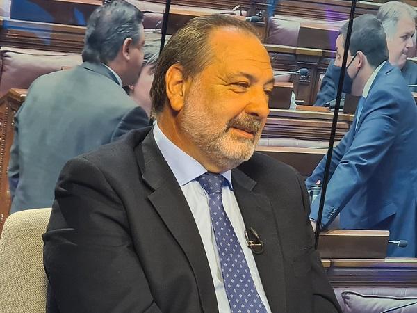 Senador Gandini pide reflexionar y repensar la medida del paro general