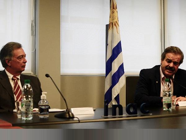 Uriarte dejó de ser ministro y Fernando Mattos ocupará su lugar