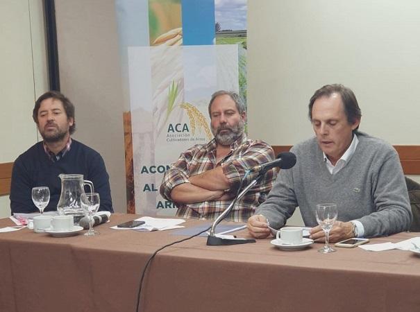 Asamblea extraordinaria de la Asociación Cultivadores de Arroz