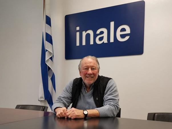 El Ing. Agr. Juan Daniel Vago Armand Ugon es el nuevo presidente del Inale