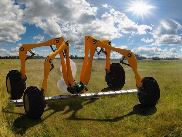 Robots buscan revolucionar la agricultura
