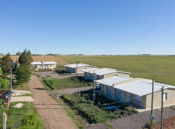 UPM continúa trabajando en los invernaderos y presenta soluciones habitaciones