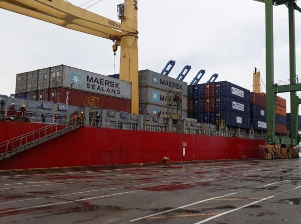 Por falta de contenedores, costos de fletes China - EE.UU. se multiplican por diez
