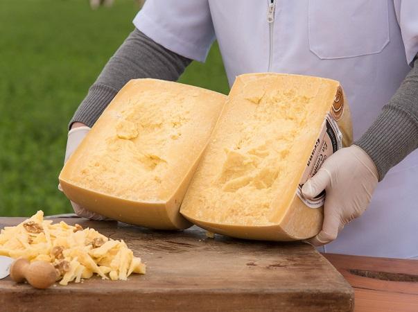 La feria de quesos con un poco más de entrada y precios que se mantienen