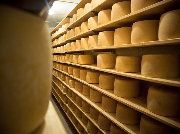Tranquilidad en el mercado de quesos