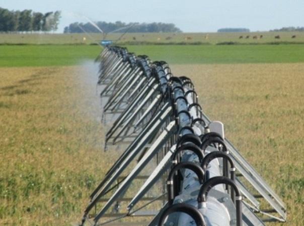 UTE brinda descuento comercial al riego productivo en zafra