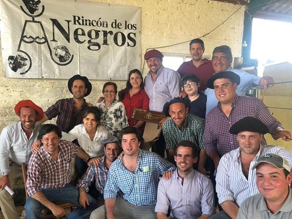 Brangus de Rincón de los Negros se vendió a US$ 4.440