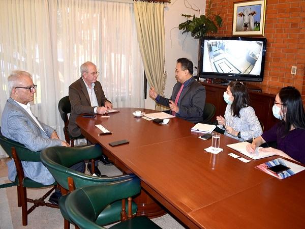 Se estrechan los vínculos Taiwán - Paraguay
