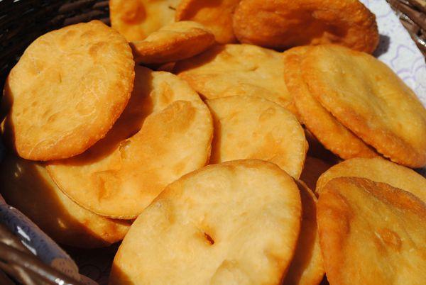 Tortas fritas a la uruguaya